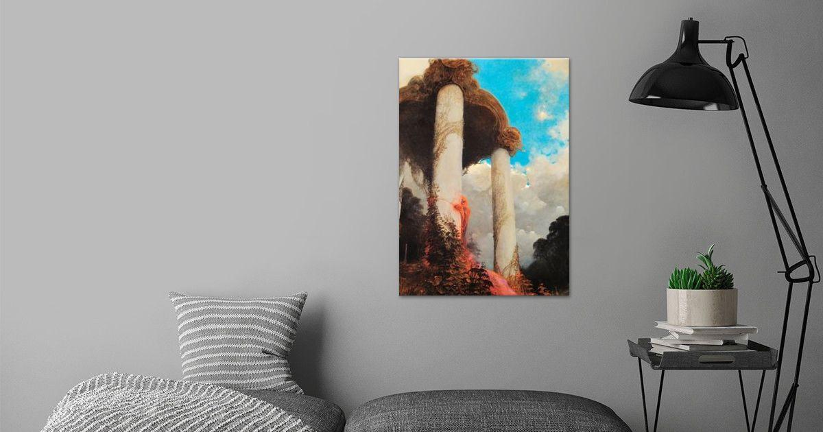 'Zdzislaw Beksinski' Poster Print by ArtGallery   Displate